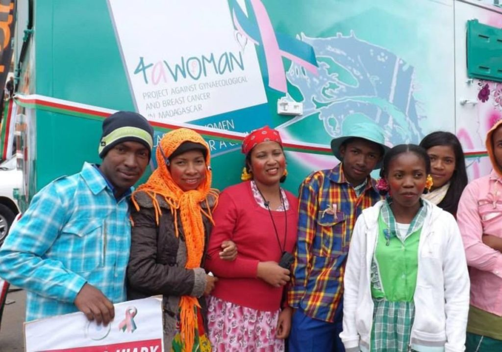 Launch of the 4aWoman project